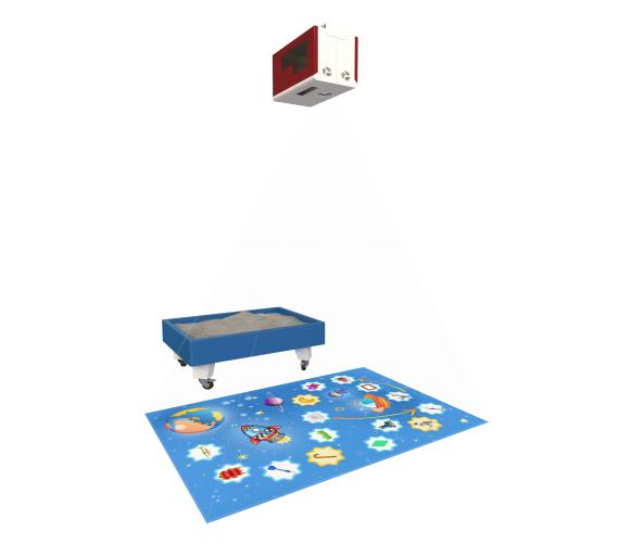 Интерактивный пол