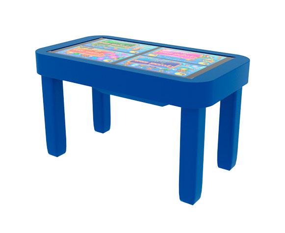 Детский интерактивный стол Tomas
