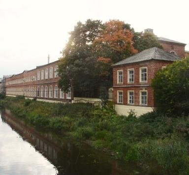 Реконструкция музея истории г. Шлиссельбурга
