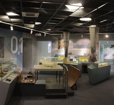 Инсталляция «Корабль для викинга»