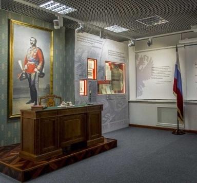 Музей транспортной прокуратуры города Москва