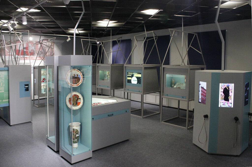 Монтаж электрооборудования и электросетей в музее ПТО